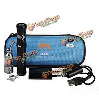 Смий СУ-6 переменное напряжение электронная сигарета Kit черный