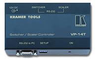 Интерфейсное устройство, контроллер коммутатора и масштабатора Kramer VP-14T