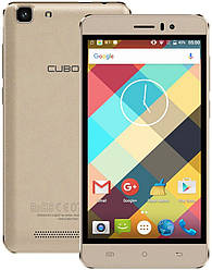 "Смартфон Cubot Rainbow gold 1/16 Gb, 5"", МТ6580, 3G"