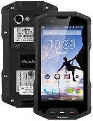 Смартфон Huadoo HG04 black IP68  2/16 Gb, MSM8926, 3G, 4G