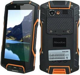 Смартфон Huadoo HG04 black-orange IP68  2/16 Gb, MSM8926, 3G, 4G