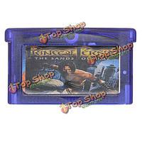 Принц Персии Пески времени 32 бит карточная игра картридж для GBM GBA НСР NDSL GBA SP Нинтендо