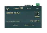 Контроллер Ethernet с управлением по RS-232 Kramer FC-1ETHN