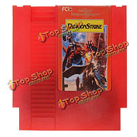 Объявление & d дракона удара 72 контактный 8 бит картридж игры карты для NES Нинтендо