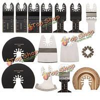 15шт отрезные диски комплект для Rockwell sonicrafter WorX колебательное MultiTool аксессуар
