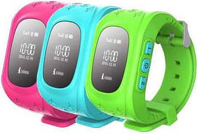 Смарт часы Smart Baby Watch Q50 с GPS трекером