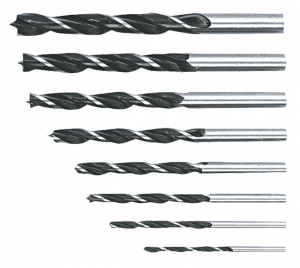 Сверло по дереву спиральное, 6-14 x 300 мм, набор (шт.) Top Tools (60H816), фото 2