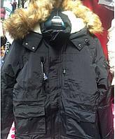 Куртка парка для мальчика подростка (зима)
