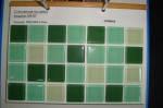 Стеклянная мозаика для облицовки стен