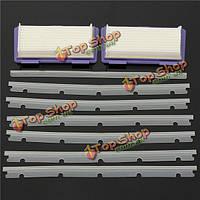 9шт чистильщики аксессуары сменные фильтры клейкие ленты и царапинам чип для Neato XV