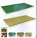Экономпанель цветная(цвет любой)1.00х1.22м., фото 2