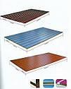 Экономпанель цветная(цвет любой)1.00х1.22м., фото 3