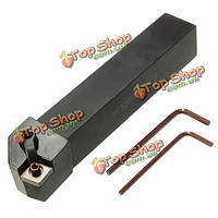 Mcknr2525m12 25 × 150мм внешний токарная обработка Инструмент Держатель для вставки cnmg120408