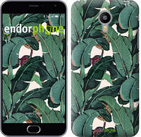 """Чехол на Meizu M2 Банановые листья """"3078u-185"""""""