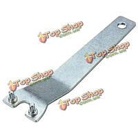 Металлический штифт гаечный ключ гаечный ключ 4 мм металлический диаметр ручной инструмент для угловой шлифовальной машины