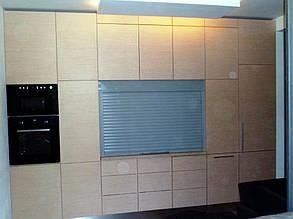 Кухня с ролетом 1