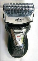 Электробритва с двойными лезвиями и мощным мотором - Pritech 3 Вт., фото 1