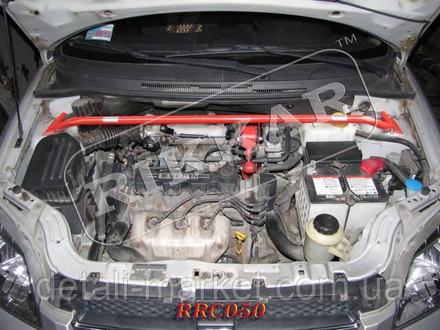 Распорка Авео верхняя с дополнительной опорой двигателя