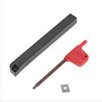 SCLCR-1010f06 10x100мм токарной держатель инструмента с cсмt060204 вставкой