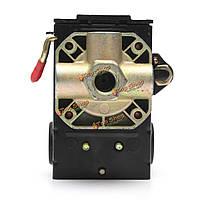 90-125psi 26 ампер 4 порта тяжелых компрессор выключатель давления