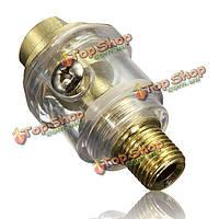 1/4-дюйма резьба BSP в мини-линия масленка для пневматического инструмента и воздушного компрессора труба