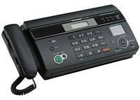 Panasonic KX-FT988RU-B факс (термобумага, цифровой А/Отв) чёрный