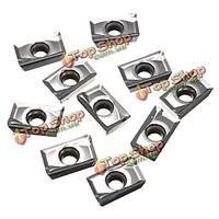 Твердосплавные пластины используются для алюминиевой меди APKT1604PDFR-MA3 H01 10 шт