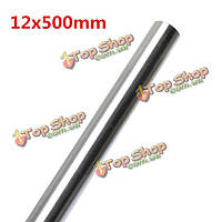 Наружный диаметр 12mm х 500mm гильза цилиндра железнодорожных линейных вал оптической оси