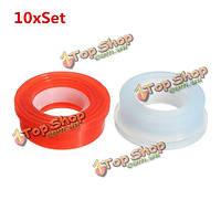 10 комплект 2шт 1/2-дюйма замена силиконовой шайбы прокладка картриджа клапан крана клапан керамический диск