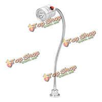 3W 220В 400мм LED магнитные базы cnc Миллер токарный Индустриальный Станок лампа