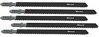 Полотно пильное Haisser для лобзика T311С 126 мм (32345) (5 шт./уп.)