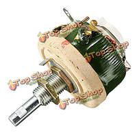 25w 100 Ом высокой мощности проволочный потенциометр реостат переменный резистор