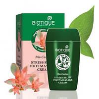 Biotique Bio Costus STRESS RELIEF FOOT MASSAGE CREAM Long Jar Био Костус освежающий успокаивающий Массажный крем для ног 50мл 50 мл gm