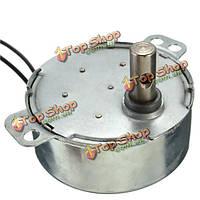 Мотор для микроволновой печи переменного тока 2.5-3rpm 220-240В 4w