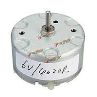 6V 4000rpm двигатель постоянного тока микро DVD двигателя ВЧ-500tb-12560 32мм х 16мм