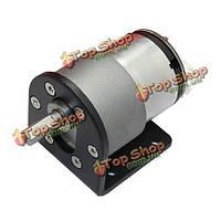 Двигатель постоянного тока электрическая коробка передач 6v 160rpm закодировать редуктор двигателя