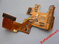 Шлейф дисплея Samsung S4 Mini i9190  i9195 ORIG