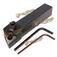 Mtjnr1616h16 16x100мм токарный индексируемых держатель поворотный инструмент для tnmg1604