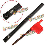 S07K-SCLCR06 7x125мм Станок токарно-карусельный бар поворотный держатель с ключом для cсмt0602