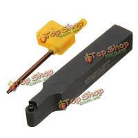 SRDCN-1616h08 16x100мм токарной держатель инструмента борштангу для rсмt0803/rсмx0803 r4 круглой вставкой
