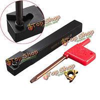 SER-1212H16 12x100мм токарной держатель инструмента скучную бар с 16er AG60 вставкой