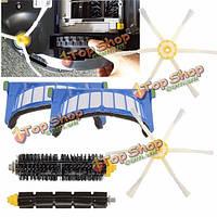 6шт замена вакуумной части для IRobot Roomba 600 Series 620 630 650