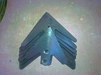Лапа культиватора КРН 330мм., фото 1