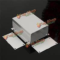 Экструдированного алюминия электронный корпус блока печатных плат прибора коробка кейс поделки корпус