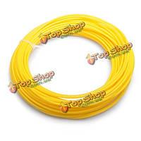 Пла 22м 1.75 мм желтые нити для 3D печати перо нити принтера