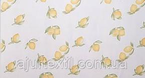 """Тюль печать """"Лимончики"""", фото 2"""