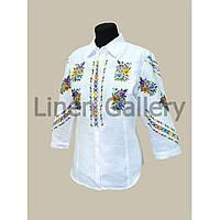 Блуза Віола біла