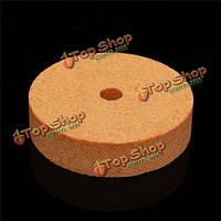Шлифовальный круг абразивный диск 75 * 10 * 20мм полировка шлифовальный камень колесо для точильные