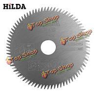 HiLDA 10мм/15мм 80 зубьев пилы HSS 85x1.5мм отрезной диск для пластиковой акриловой доски