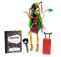 Кукла Дженифаер Лонг Путшествие в Скариж (Париж город страхов) Monster High Travel Scaris Jinafire Long Doll